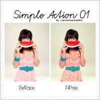 Simple Action O1 by PerfectSensati0nn