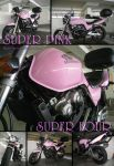 Super Pink Super Four by Akarui-Siren