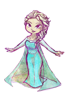 WW: Elsa by Linkerbell