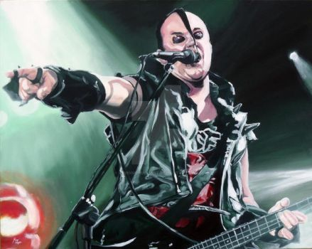 Jerry Only by KevinMcHughArt