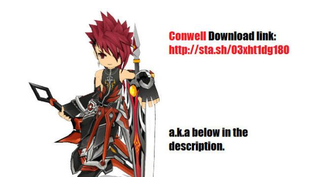 Da Conwell Download Link Thing by solar13