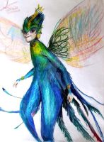 Rise of the Guardians - Tooth Fairy by StorieofArtist