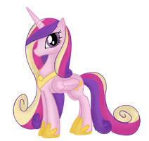 Princess Cadence by DerpDoo