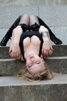 Blond bombshell stock 25 by Random-Acts-Stock