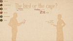 The Bird or the Cage by Ninjahmoose