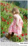 Child in Phlox by Della-Stock