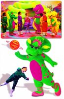 Barney And His Friends In Planet Toompa by BestBarneyFan