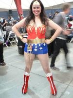 Wonder Woman by Seamarie