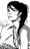 Bat For Lashes by PheonixKarr