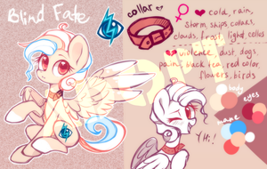 Blind Fate Auction [Closed] by Mirta-Riga