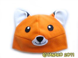 fox hat by Tanako-PrivateSketch