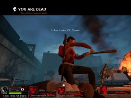 :L4D 2: hobo time! gone crazy with murder by tailsfan1996
