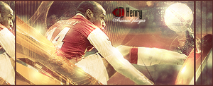 Sign : thierry henry by chouk57