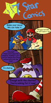 Seven Star Comics 34 by Loopy-Lupe