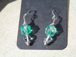 Earring Pair 1 by vervv