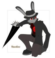 Needles by 2GR :Colored: by KoRnRULE23