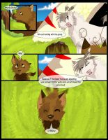 Wolved page two by Wolved