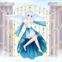 Aurelia ~ forever your guardian angel by dathie