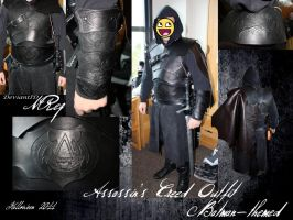 Assassin's Creed Armor Comp by MReg