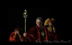 DOCTOR WHO_Time Lords by Juliya-Corleone
