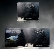 CD Cover - Wolfmoon by satyr