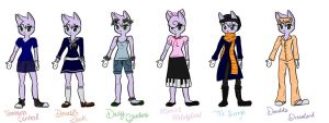 Playground Clothes by Sarawr34