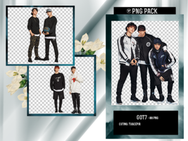 GOT7 - PNG Pack by TugcePir