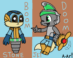 Boom-Doom by HandyxRussell10