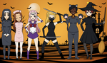 Happy Halloween! by ChaoticPuffins