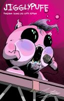 JIGGLYPUFF- Blood Guts Version by PaleHorseman12