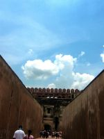 Agra Fort 2 by Ranora