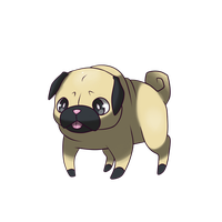 017 - Pugly by hopelessparadox
