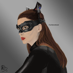 Catwoman (Anne Hathaway) - The Dark Knight Rises by CripZx
