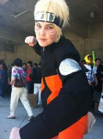 AX 2011 DAY 0 naruto by DrGengar