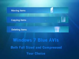 Windows 7 AVIs for XP by DopeySneezy