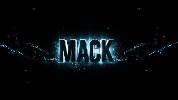 Wallpaper Mack - BG Yotube by Mackintosh141