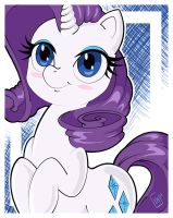 Rarity by MyToothless
