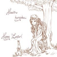 Happy Easter! 2012 by Hangyusz