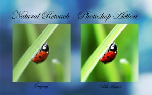 Natural Retouch - Photoshop Action by Kara-a
