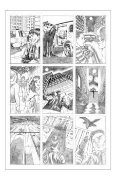 Batman Sample Page 4 by thejohnray