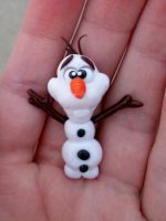 Disney Frozen Olaf by SkipperSara