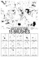FAUXISM.org - Brushset 015 by fauxism-org