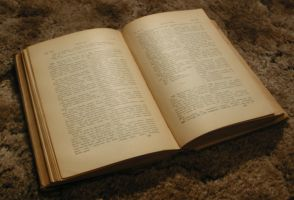 Antique Book by lockstock