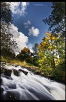 Autumn Rapids by RS-foto