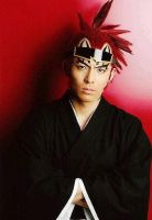 renji cosplay by Lucy82