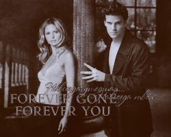 Forever You... by JuliaAngels