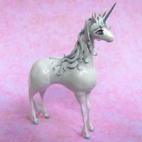 The Last Unicorn by DragonsAndBeasties