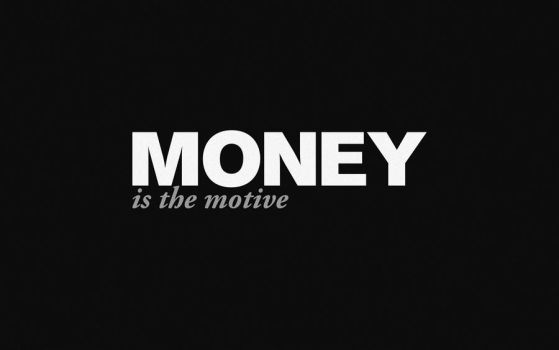 Money is the Motive by Colbz