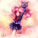 Chibiusa-chan by Axsens