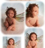 Baby Girl Faerie by espiritmaddy
